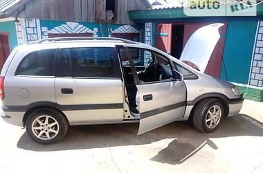 Универсал Opel Zafira 2001 в Чечельнике