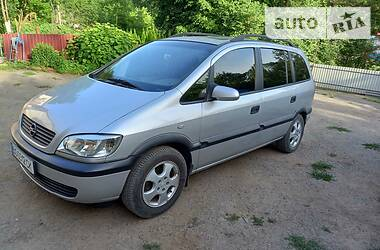 Другой Opel Zafira 2002 в Тернополе