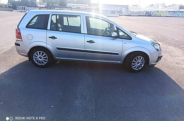 Унiверсал Opel Zafira 2007 в Тульчині