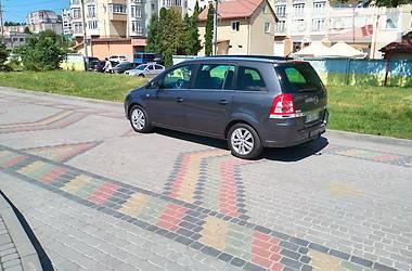 Минивэн Opel Zafira 2012 в Львове