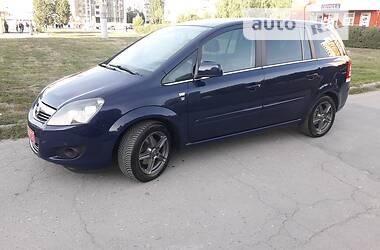 Унiверсал Opel Zafira 2010 в Харкові