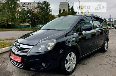 Унiверсал Opel Zafira 2013 в Харкові