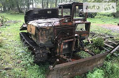 ОТЗ ТДТ-55 1978 в Межгорье