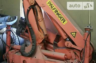 Palfinger PK 1998 в Кременчуге