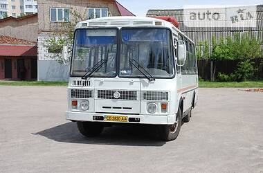 Городской автобус ПАЗ 32054 2008 в Чернигове