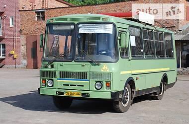 Городской автобус ПАЗ 3205 2008 в Чернигове