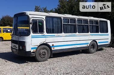 Пригородный автобус ПАЗ 4234 2004 в Тернополе