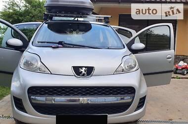 Хэтчбек Peugeot 107 Hatchback (5d) 2011 в Черновцах