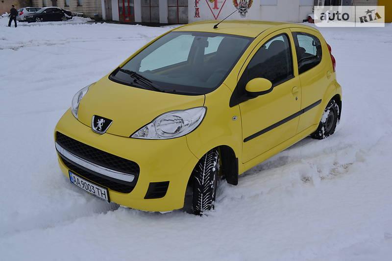 Peugeot 107 2011 года в Киеве