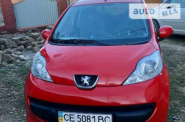 Peugeot 107 2007 в Черновцах
