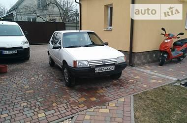 Peugeot 205 1986 в Луцке