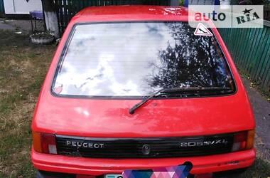 Peugeot 205 1985 в Белой Церкви