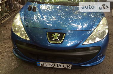 Peugeot 206 Hatchback (5d) 2011 в Лубнах