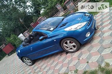 Peugeot 206 СС 2002 в Тернополе