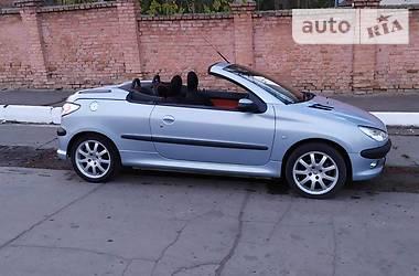 Peugeot 206 СС 2001 в Виннице