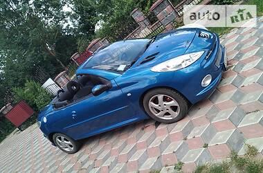 Peugeot 206 СС 2002 в Тернополі