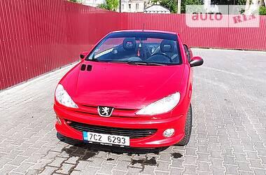 Peugeot 206 СС 2005 в Одессе