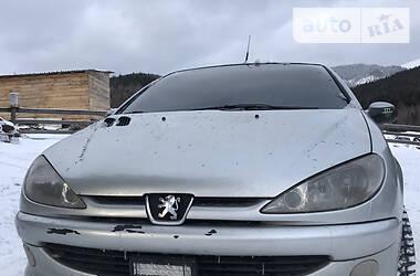 Peugeot 206 СС 2001 в Яремче