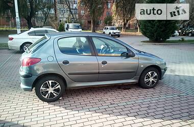 Peugeot 206 2006 в Ужгороде