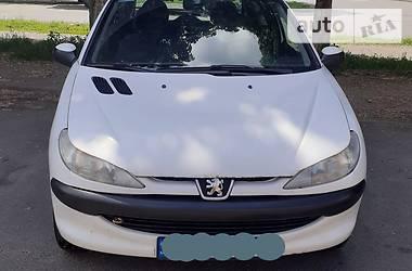 Peugeot 206 2002 в Киеве
