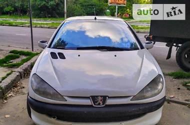 Peugeot 206 2001 в Одессе