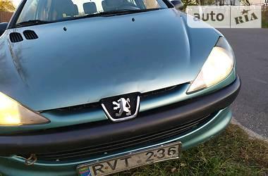 Peugeot 206 2001 в Киеве