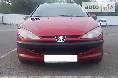 Peugeot 206 2002 в Ужгороде