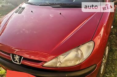 Peugeot 206 2002 в Стрые