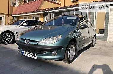 Peugeot 206 2001 в Ровно
