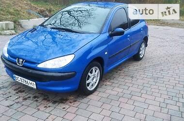 Peugeot 206 2003 в Львове