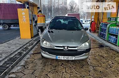 Peugeot 206 2000 в Киеве