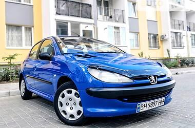 Хэтчбек Peugeot 206 2003 в Одессе
