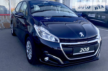 Peugeot 208 2018 в Кропивницком