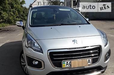 Peugeot 3008 2014 в Луцке