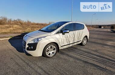 Peugeot 3008 2011 в Запорожье