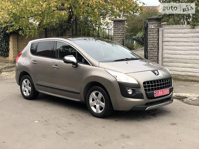 Peugeot 3008 2011 в Луцке