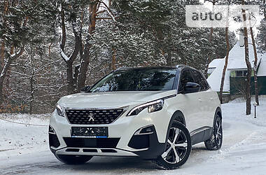 Peugeot 3008 2017 в Киеве