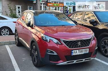 Внедорожник / Кроссовер Peugeot 3008 2019 в Киеве