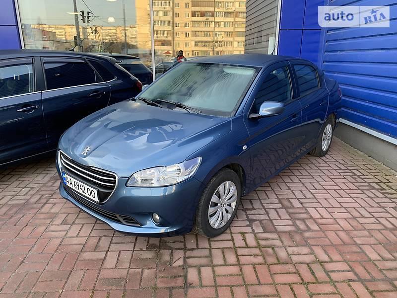 Peugeot 301 2015 в Киеве