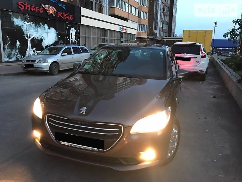 Peugeot 301 2013 в Хмельницькому