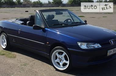 Peugeot 306 1999 в Одессе
