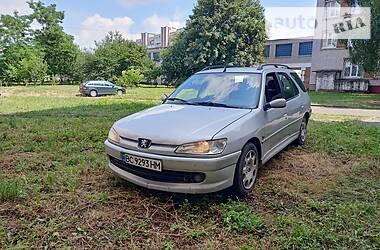 Универсал Peugeot 306 2001 в Червонограде