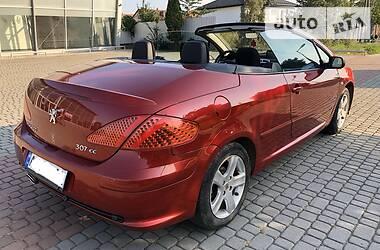 Peugeot 307 CC 2005 в Ужгороде