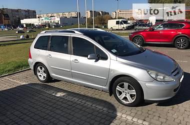 Peugeot 307 2004 в Львове