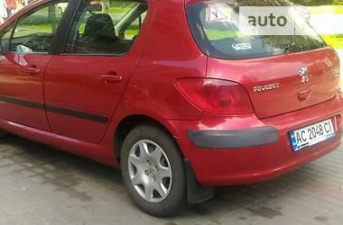 Peugeot 307 2002 в Луцке