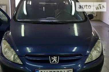 Peugeot 307 2003 в Харькове