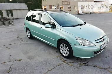 Peugeot 307 2003 в Запорожье