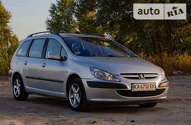 Универсал Peugeot 307 2004 в Киеве