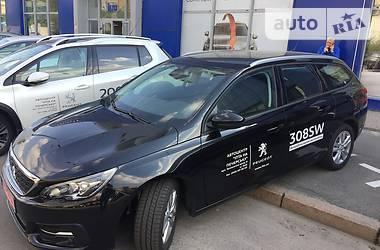 Peugeot 308 SW 2018 в Киеве