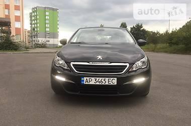 Peugeot 308 2014 в Львове